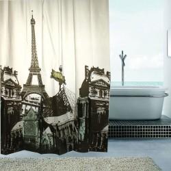 RIDEAUX DE DOUCHE PARIS TOUR EIFFEL