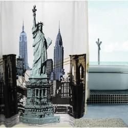 RIDEAUX DE DOUCHE NEW YORK...